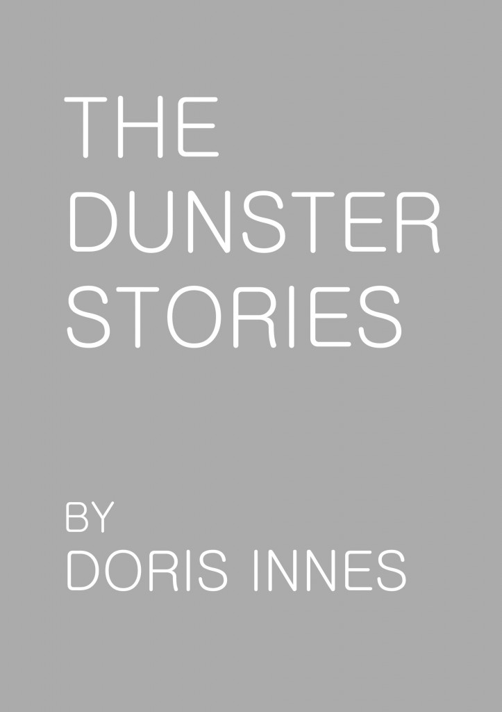 THE DUNSTER STORIES COVER